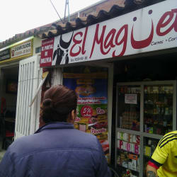 El Magueto en Bogotá