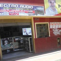 Electro Audio Soacha en Bogotá