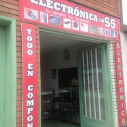 Electronica La 55 Cajica en Bogotá