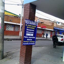 El Buen sazón boyacense en Bogotá