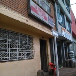 El Rincon Paisa en Bogotá
