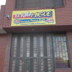 El Rolo Migue en Bogotá