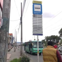 Paradero SITP Barrio Provivienda Norte - 502A08 en Bogotá