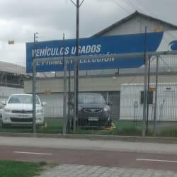 Circulo Autos - Departamental en Santiago