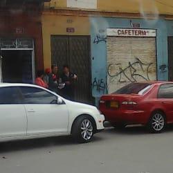 Cafeteria Carrera 8 en Bogotá