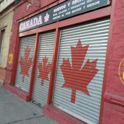 Tienda de Ropa Canadá en Santiago
