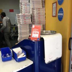 Domino's Pizza - Manuel Montt en Santiago