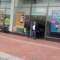 Centro de Experiencia Movistar Calle 26 en Bogotá