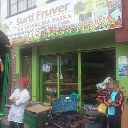 Surti Fruver La Cosecha Paisa en Bogotá