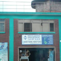 Recicladora Industrial La 40 S.A.S. en Bogotá