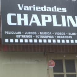 Variedades Chaplin en Bogotá