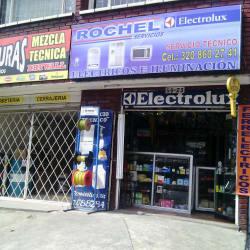 Rochel Servicios en Bogotá