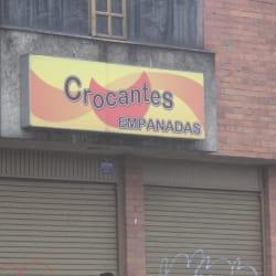 Crocantes Empanadas en Bogotá