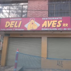 Deli Aves RR en Bogotá