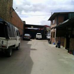Parqueadero Rodryautos en Bogotá