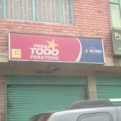 Paga Todo Para Todo Calle 8B en Bogotá