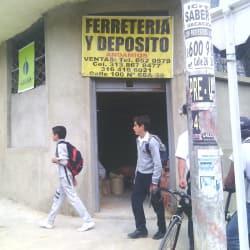 Ferreteria y Deposito  en Bogotá