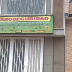 Ferro Seguridad Carrera 81D en Bogotá