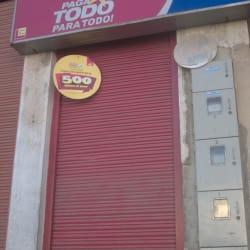 Paga Todo Para Todo Calle 42A con 97C en Bogotá