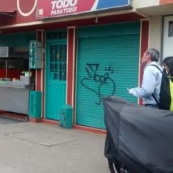 Paga Todo Para Todo Calle 26 Sur con 78P en Bogotá