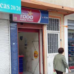 Paga Todo Para Todo Calle 64 con 116C en Bogotá
