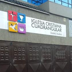 Iglesia Cristiana Cuadrangular Distrito Andino en Bogotá
