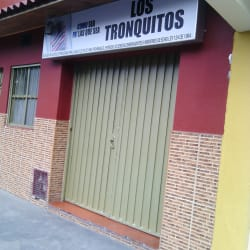 Los Tronquitos en Bogotá