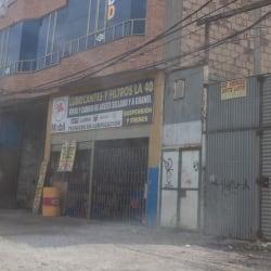 Lubricantes Y Filtros La 40 en Bogotá
