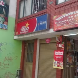 Paga Todo Para Todo Calle 40 Sur con 73A en Bogotá