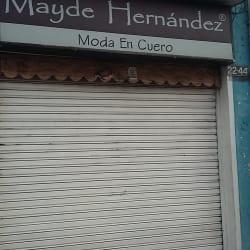 Mayde Hernandez en Bogotá