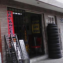 Monta Llantas en Bogotá
