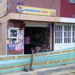 Minimercado Memo en Bogotá