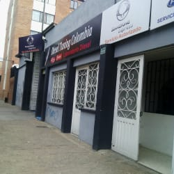 Ssangyong Express en Bogotá