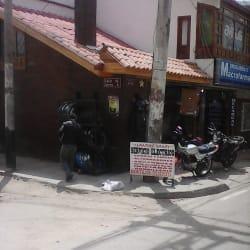 Llantas Santi en Bogotá