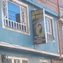 Almacén de ropa angela camila en Bogotá