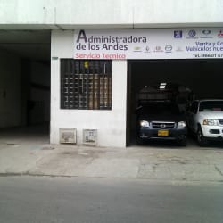 Administradora de los Andes en Bogotá