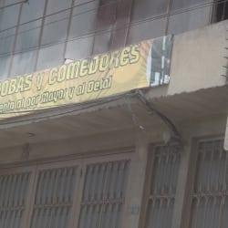 Alcobas Y Comedores en Bogotá