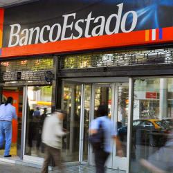 Banco Estado - Larraín en Santiago