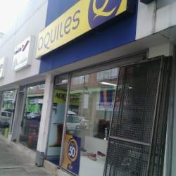 Aquiles Carrera 69 con 98A en Bogotá