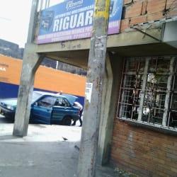 Automotriz Multimarcas Riguar en Bogotá
