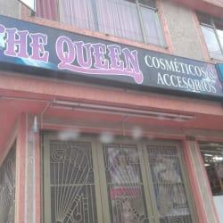 The Queen en Bogotá