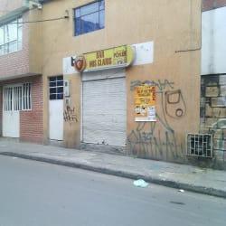 Bar Mis Claris en Bogotá