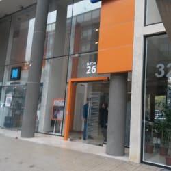 Banco Itaú - Av. Suecia / Nueva Providencia en Santiago