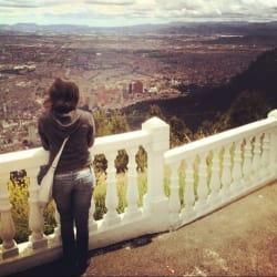 Cerro de Guadalupe en Bogotá