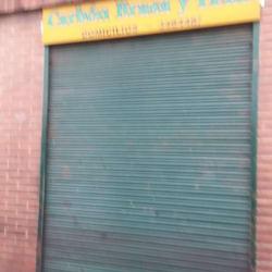 Carbon brasa y leña en Bogotá