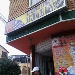 Restaurante y Piqueteadero La Esquina Del Buen Sabor en Bogotá