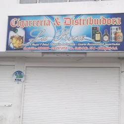 Cigarreria y Distribuidora La Roca en Bogotá