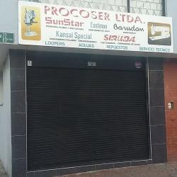 Procoser LTDA en Bogotá
