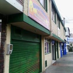 Danny's Broster en Bogotá