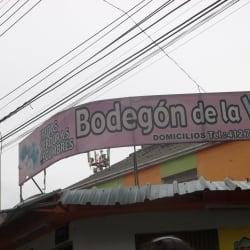 El Bodegon de la Verdura en Bogotá